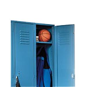 学校、员工和运动场馆的储物柜