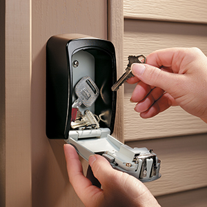 共享钥匙和门禁卡