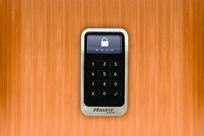 储物柜锁具