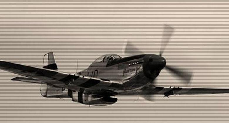 二战时期的飞机