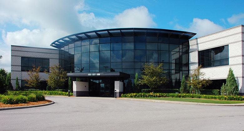 玛斯特锁公司总部