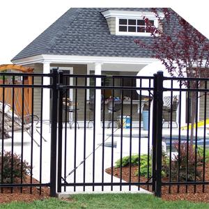 住宅门&栅栏