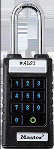 Bluetooth® ProSeries®延长型锁钩挂锁