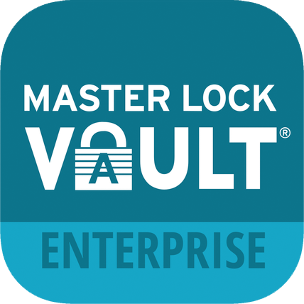 Master Lock Vault Enterprise应用程序