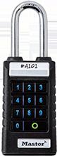 6400EURLJENT Bluetooth® ProSeries®延长型锁钩挂锁